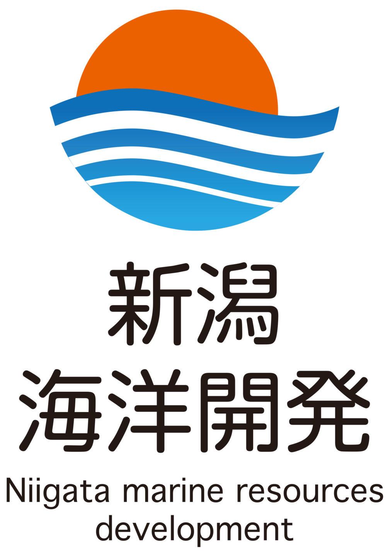 新潟海洋開発様ロゴデザイン